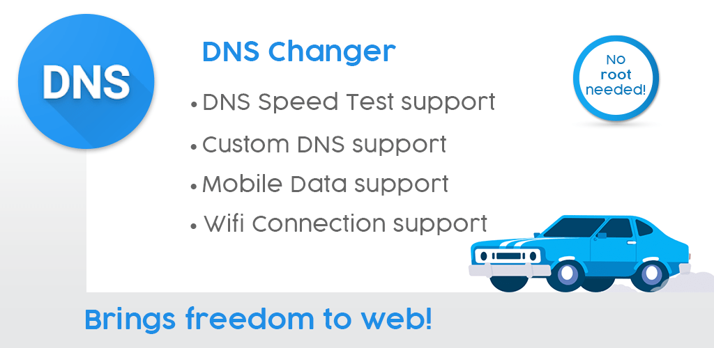 DNS Changer (no root 3G/WiFi) v1092r [Mod Pro] APK | ApkMagic