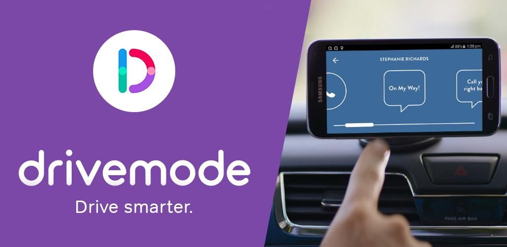 Drivemode: Safe Messaging And Calling For Driving v7 5 12
