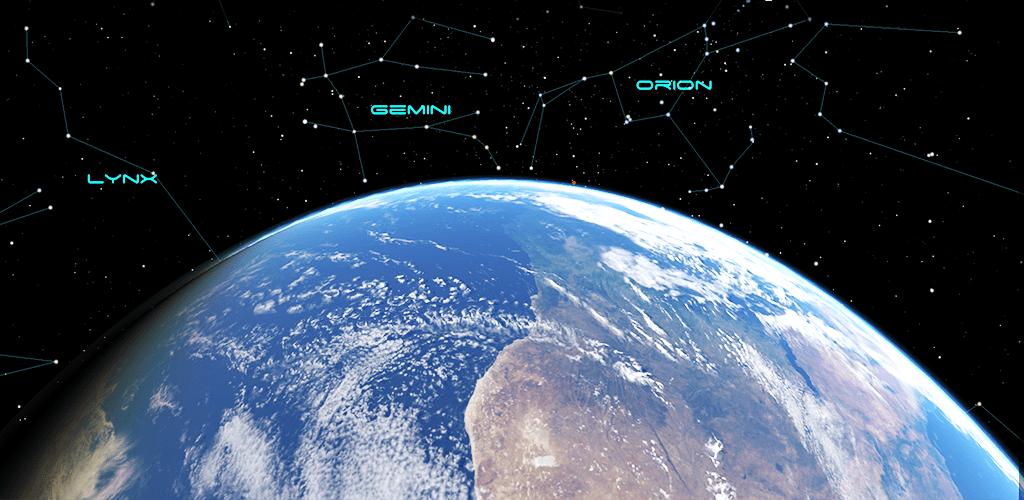 Earth & Moon Parallax 3D Live Live Wallpaper v0 8 (Paid) APK