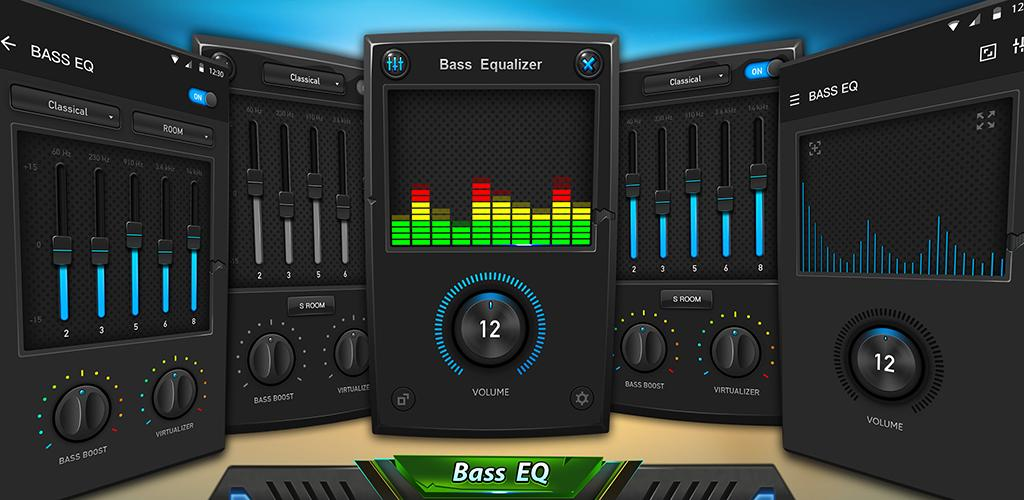 Equalizer & Bass Booster Pro v1 5 9 (Paid) APK | ApkMagic