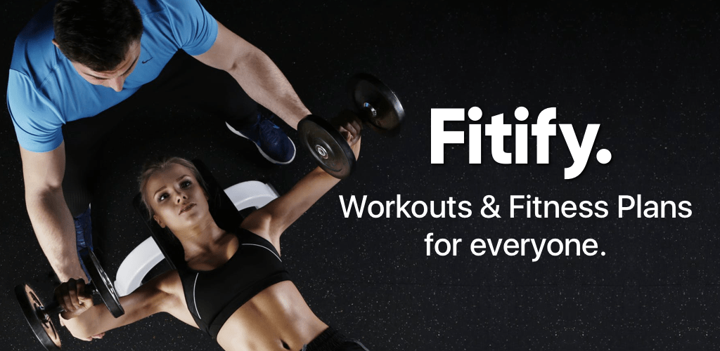 Fitify: Full Body Workout Routines & Plans v1 3 3 (Unlocked) APK