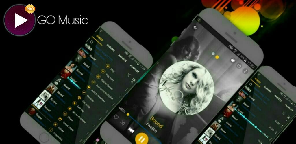 GO Music Player Pro vPro Limited 7 7 (Paid) APK | ApkMagic
