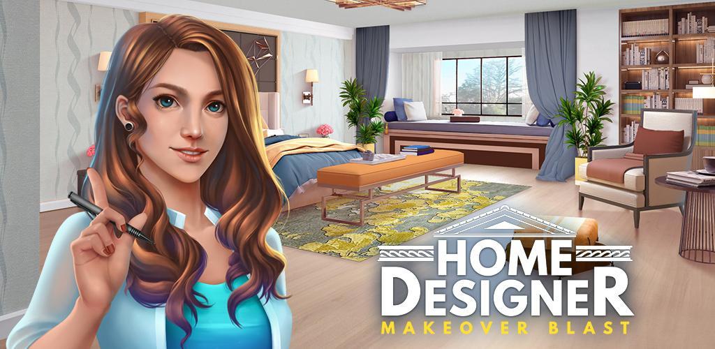 Home Designer Match Blast To Design A Makeover V119