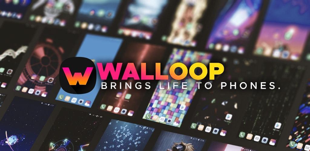 Live Wallpapers Hd Backgrounds 4k 3d Walloop V9 4 Premium Mod Apk Apkmagic