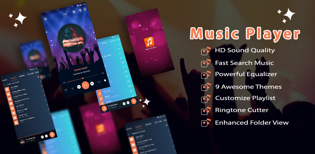 Music player – unlimited and pro version v5 6 (Paid) APK