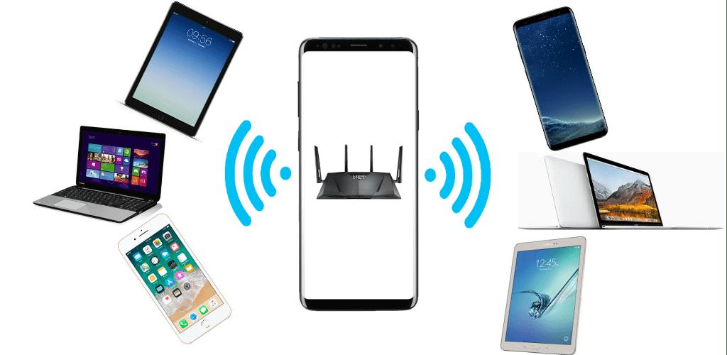 NetShare-no-root-tethering::WiFi Hotspot v1 49 (Pro) APK