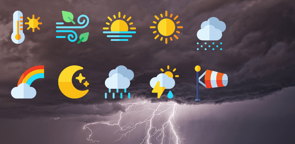 Now Weather Pro v1 5 (Paid) APK | ApkMagic