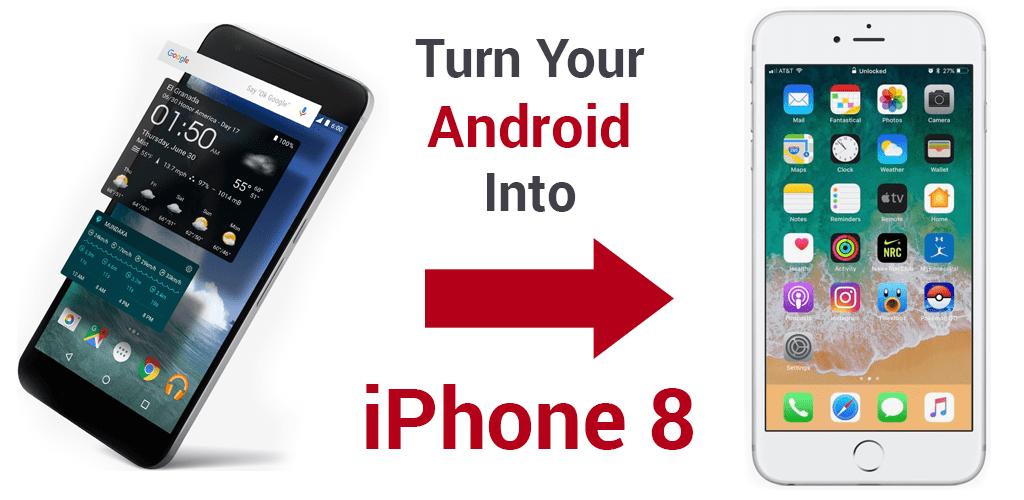 OS 12 iLauncher Phone 8 & Control Center OS 12 v4 3 2 (Premium) APK