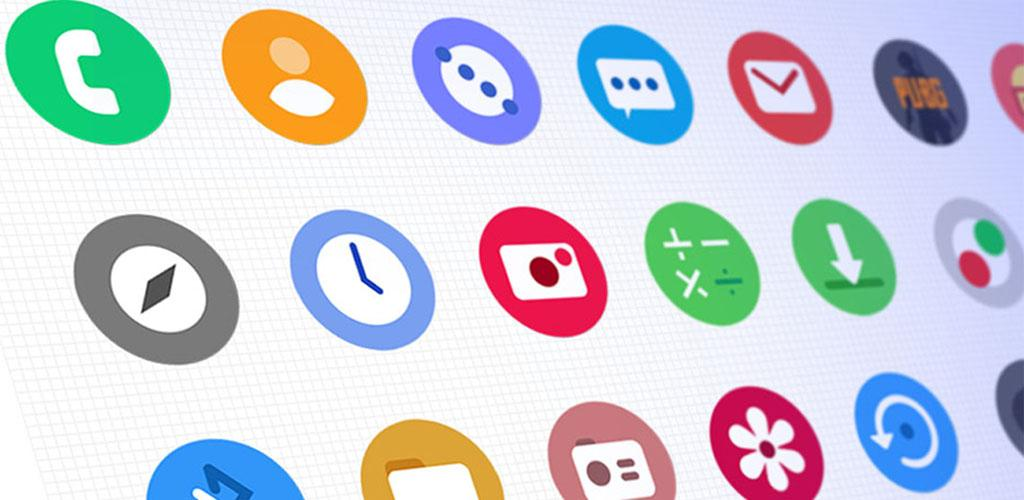 OneUI Circle Icon Pack – S10 v1 4 (Patched) APK | ApkMagic