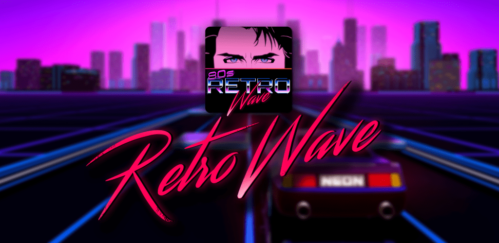 Retrowave Wallpapers PRO (Live Walls,GIFs & Radio) v2 0 (Paid) APK