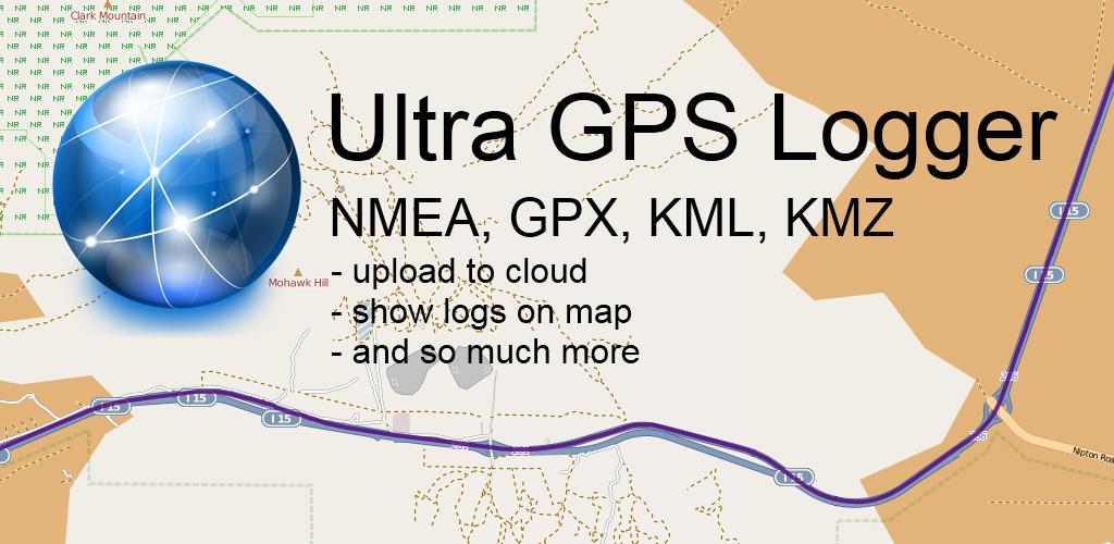 Ultra GPS Logger v3 155g (Patched) APK | ApkMagic