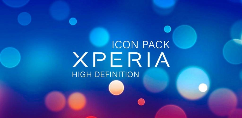 XPERIA – ICON PACK v4 1 (Patched) APK | ApkMagic