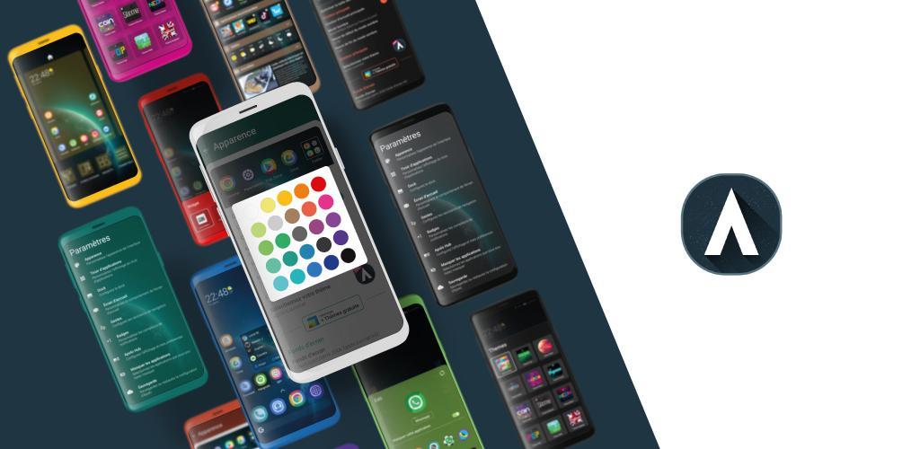 Apolo Launcher Boost Theme Wallpaper Hide Apps V1150