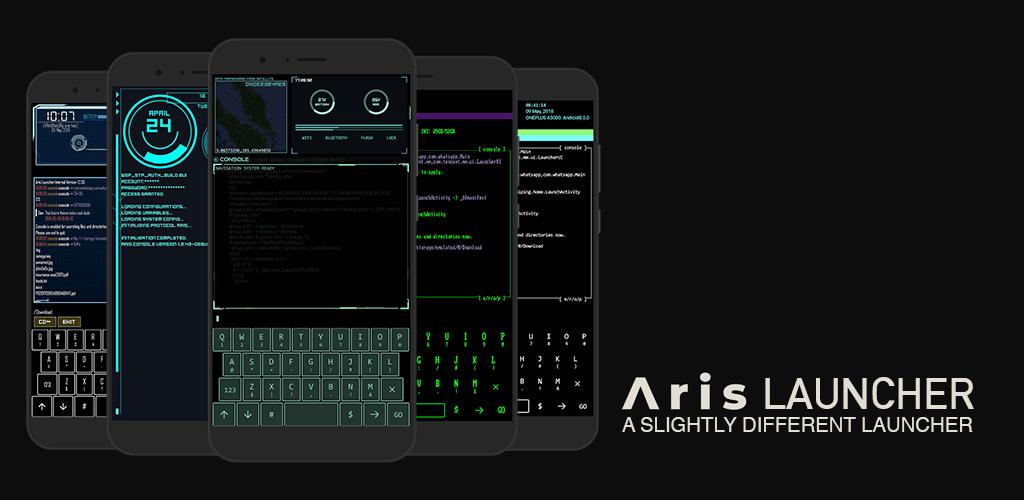 Aris – Terminal Launcher v1 3 36 (Premium) APK | ApkMagic