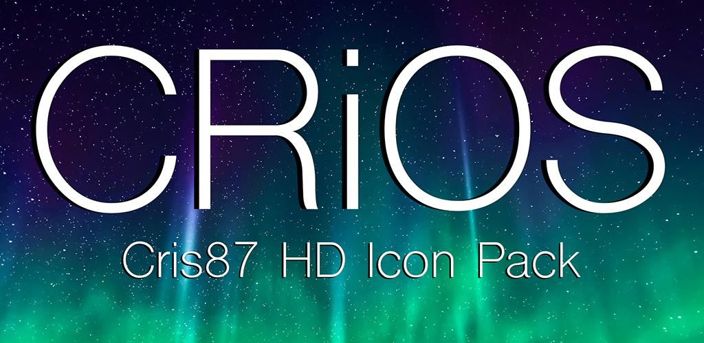 CRiOS X – ICON PACK v10 3 (Patched) APK | ApkMagic