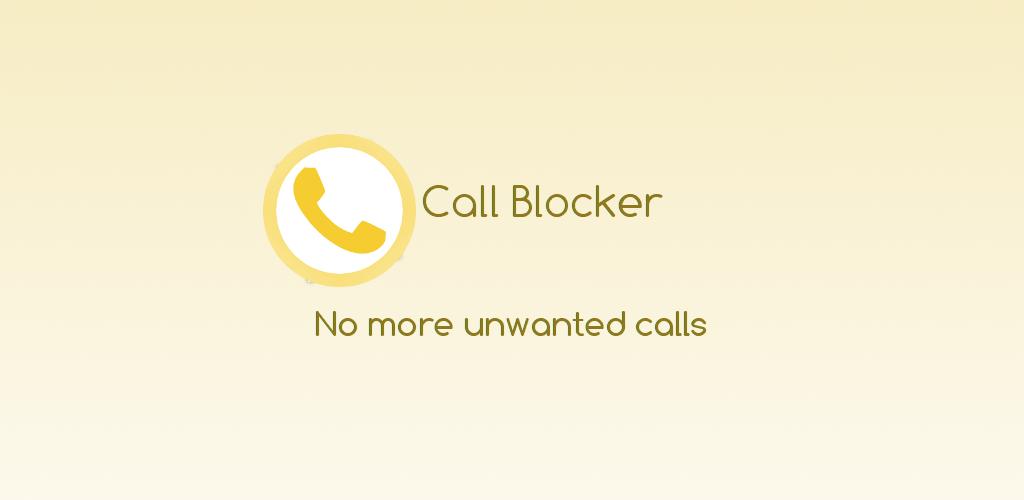 Call Blocker v0 74 (Ad Free) APK | ApkMagic