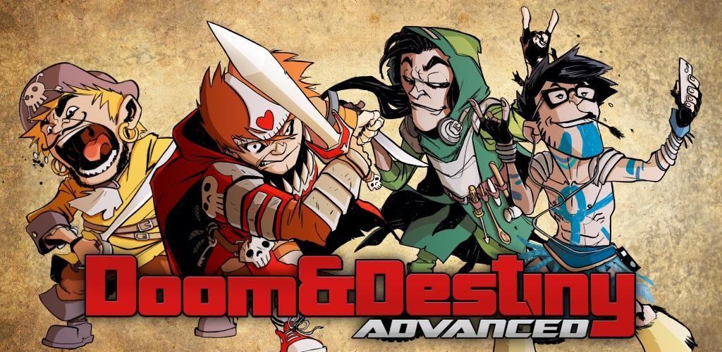 Doom & Destiny Advanced v1 8 3 1 APK | ApkMagic