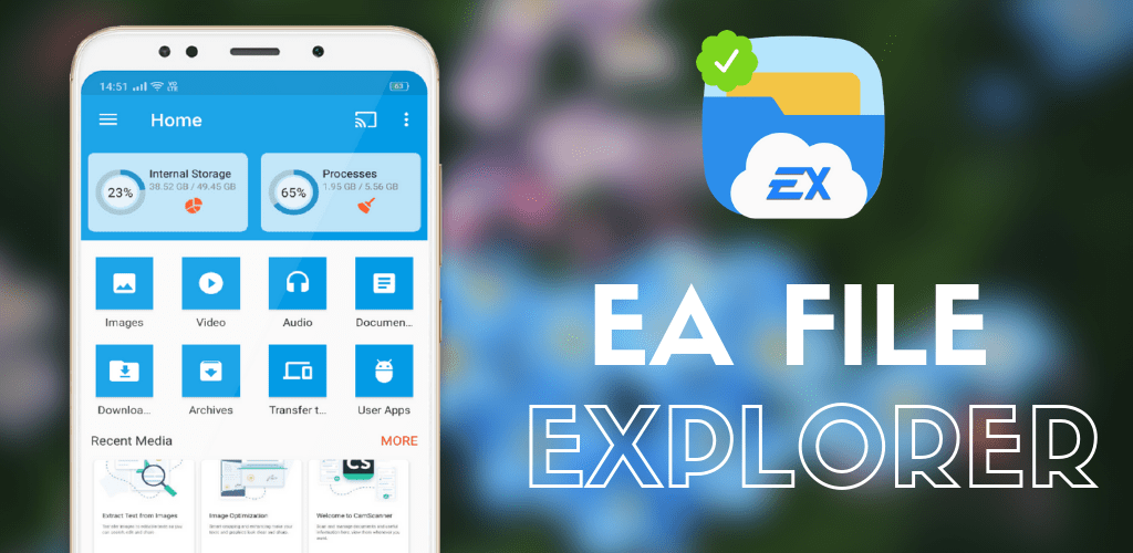 es file explorer manager pro paid apk