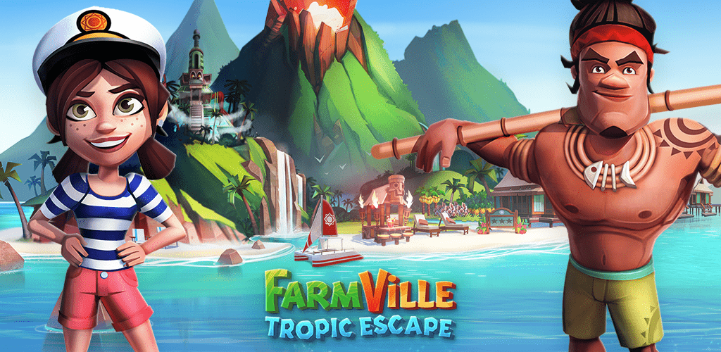 FarmVille Tropic Escape v1 63 4600 (Mod) APK | ApkMagic