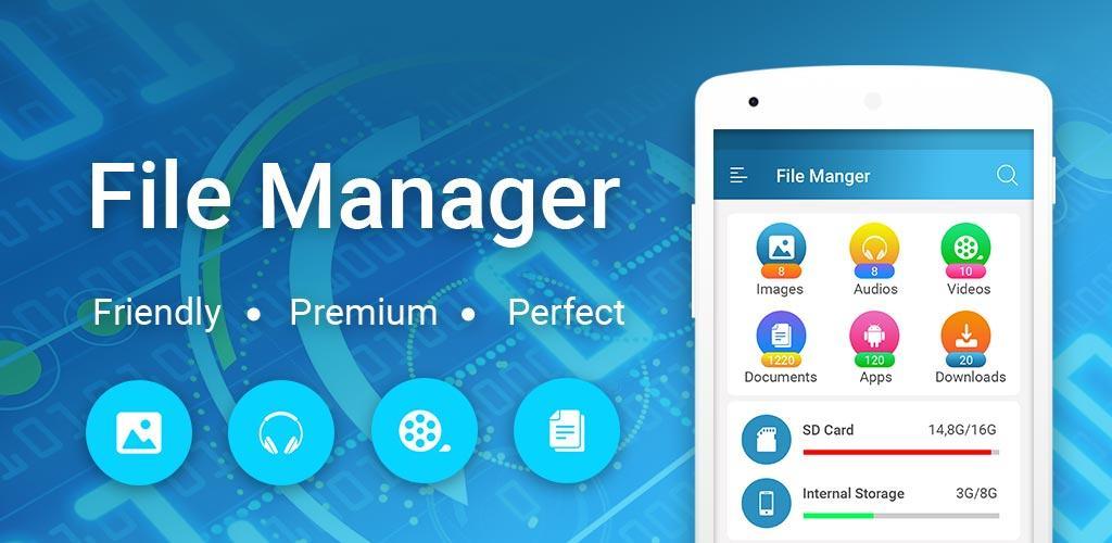 File Manager – File Explorer for Android v1 37 (Pro) APK | ApkMagic