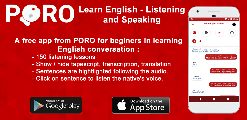 Learn English – Listening and Speaking v2 1 2 (AdFree) APK