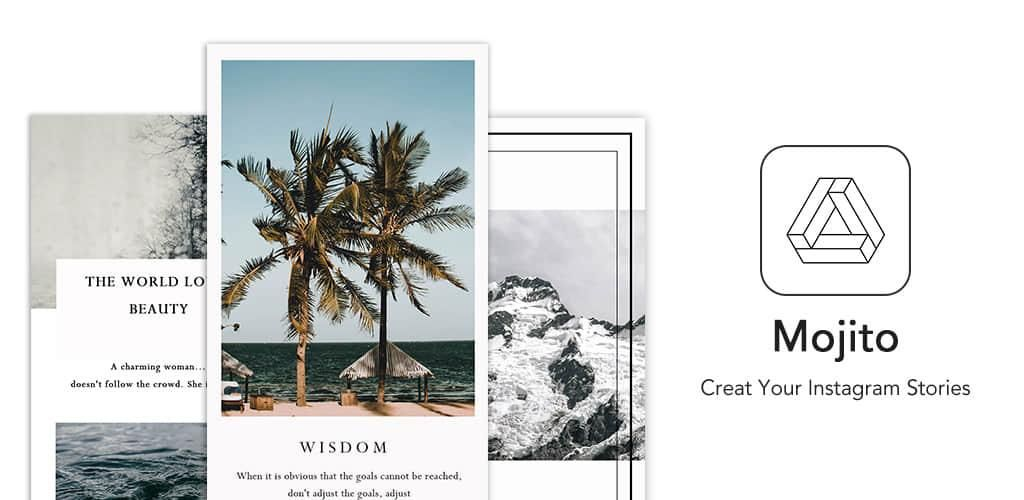 Mojito – Story Art Maker,Instagram story editor v1 3 29