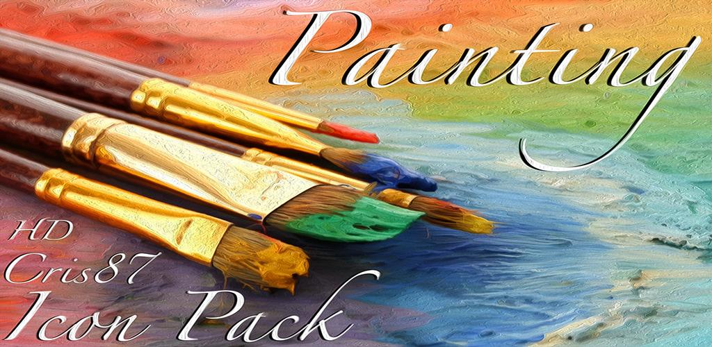 PAINTING – ICON PACK v4 8 (Patched) APK | ApkMagic