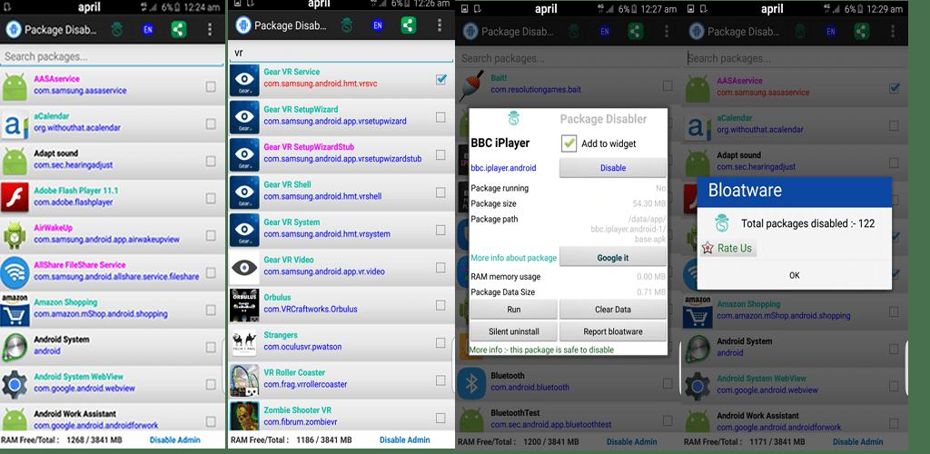 Package disabler pro for LG v16 0 (Paid) APK | ApkMagic