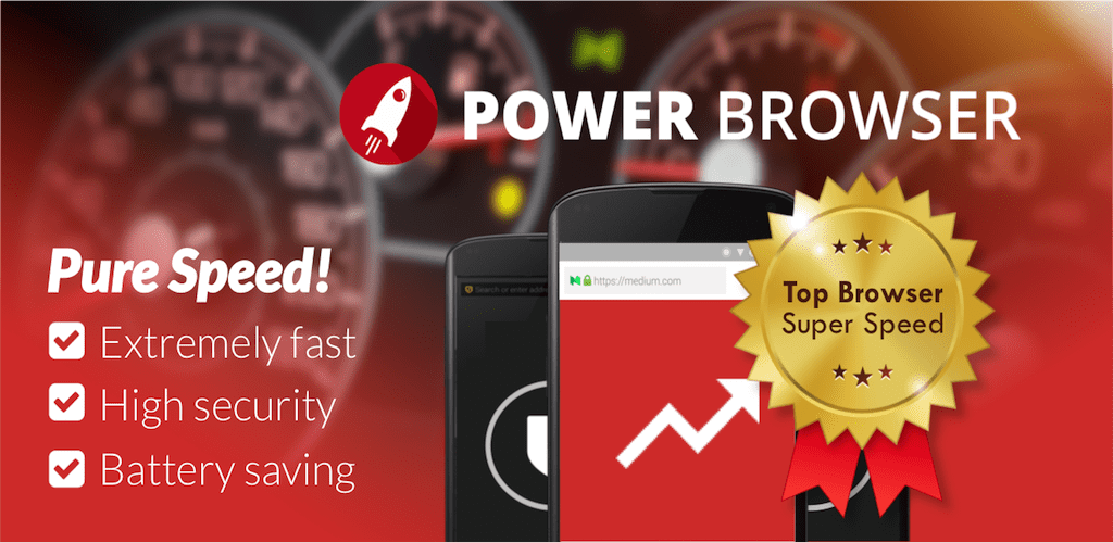 Power Browser – Fast Internet Explorer v72 0 2016123131 (Mod) APK
