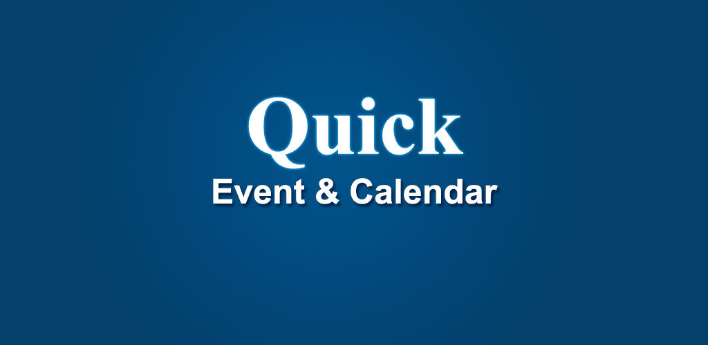 Quick EC – Agenda on status bar, Calendar widget v1 39