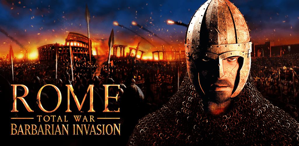 ROME: Total War – Barbarian Invasion v1 12RC8 (Paid) APK