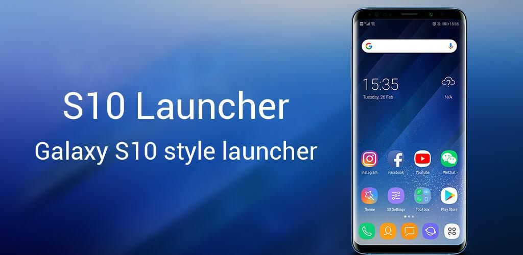 SO S10 Launcher for Galaxy S, S10/S9/S8 Theme v5 9 [PRO] APK | ApkMagic