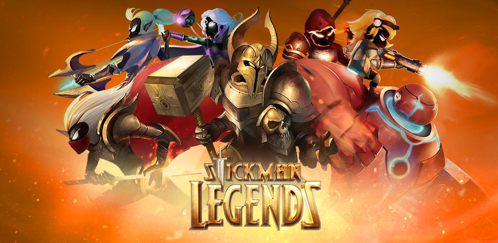 stickman legends mod apk 2019