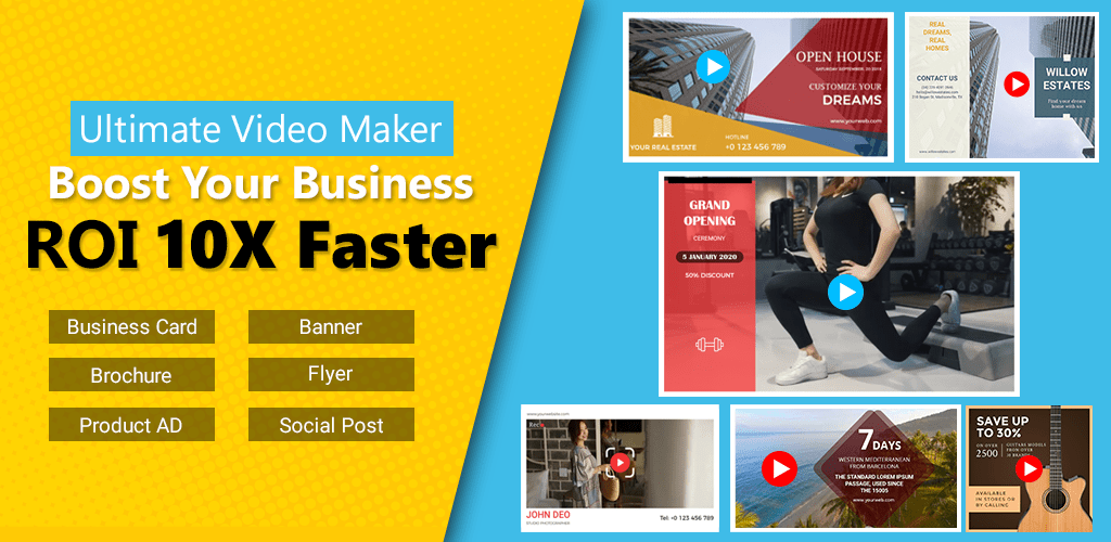 intro maker for youtube mod apk free download