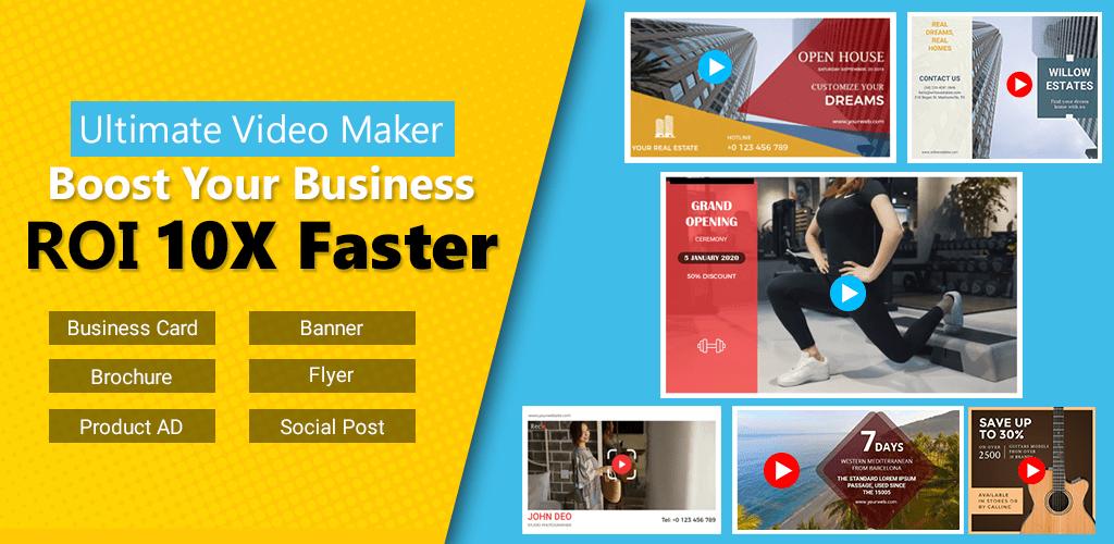 Videoadking Intro Maker Video Ad Maker V13 0 Pro Apk