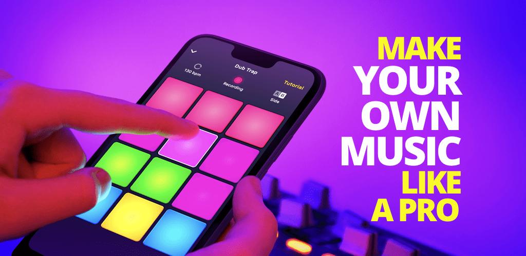 Drum Pad Machine – Beat Maker v2 1 0 (Mod) APK | ApkMagic