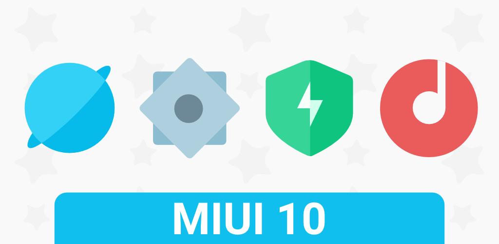MIUI 10 – Icon Pack v1 6 (Patched) APK | ApkMagic