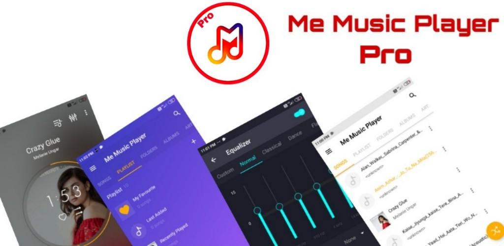 Me Music Player Pro – Paid MP3 Player (No Ads) v1 0 APK
