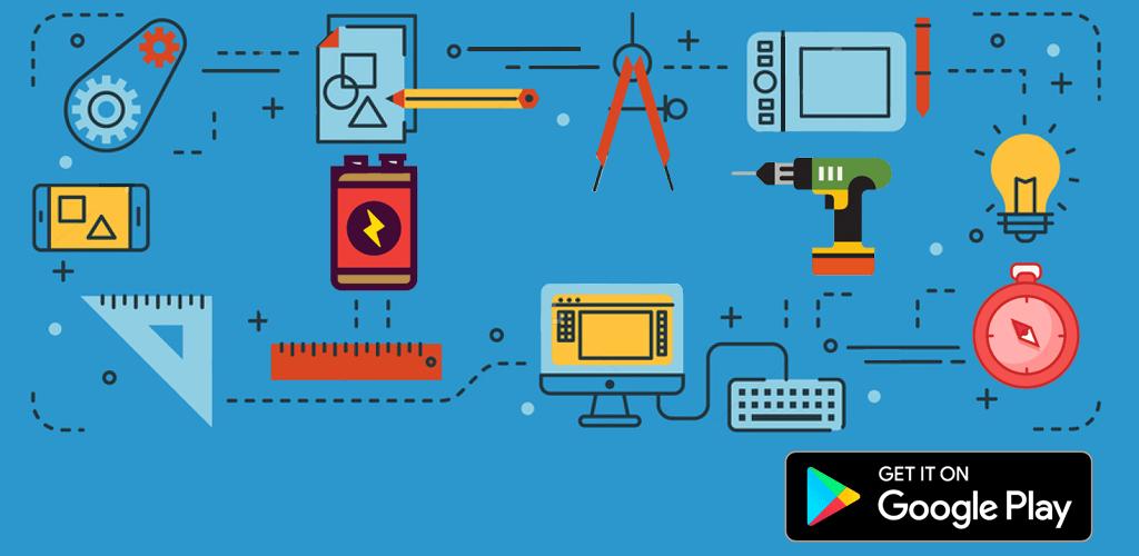 Smart Tools : Compass, Calculator, Ruler, Bar Code v1 1 48