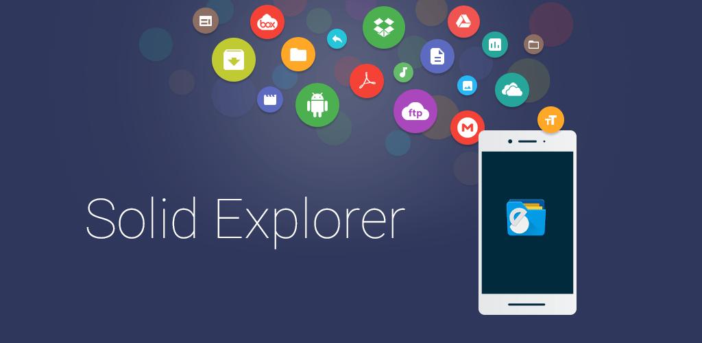 Solid Explorer File Manager v2 7 0 build 200170 (Unlocked) (Proper
