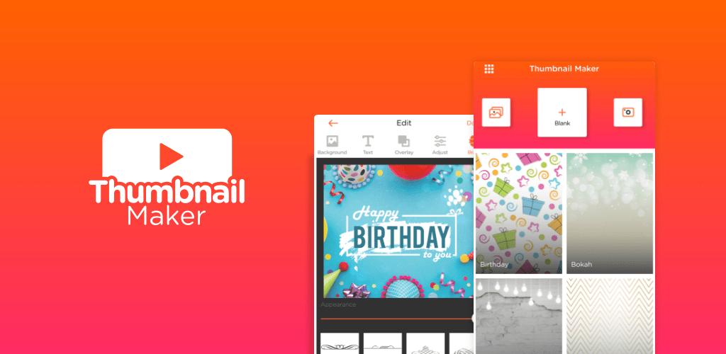 Thumbnail Maker:Youtube Thumbnail & Banner Maker v9 4[PRO] APK