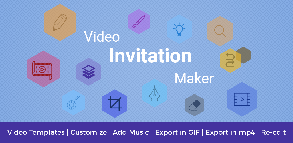 Video Invitation Maker Birthday Ecards Invites V20 0 Mod