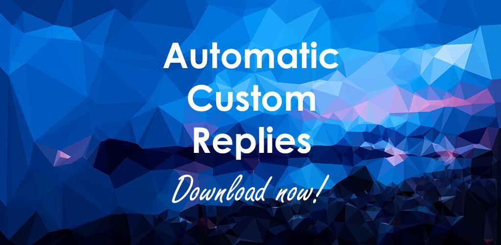 AutoResponder for FB Messenger – Auto Reply Bot v1 0 4 (Mod
