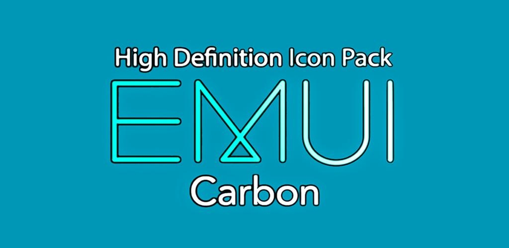 EMUI CARBON – ICON PACK v3 0 (Patched) APK   ApkMagic