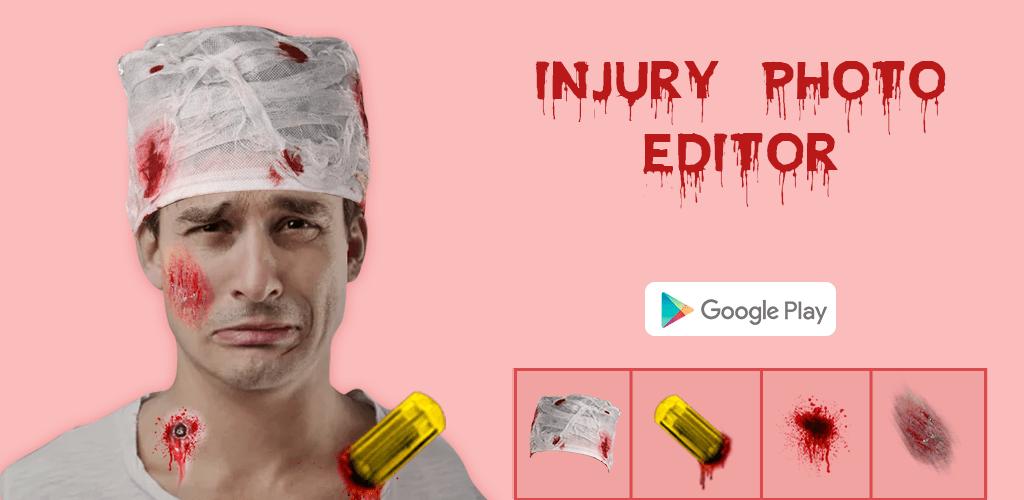 Injury Photo Editor v1 5 by Bhavik (Premium) APK | ApkMagic