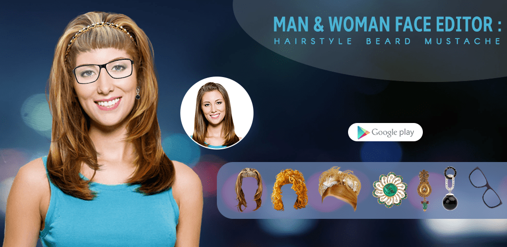 Man Face Editor: Hair Style, Beard, Mustache v1 4 [PRO] APK