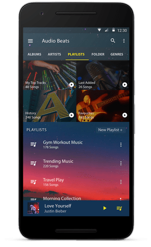 Music Player – Mp3 Player v4 5 0 build 4502 [Premium] | ApkMagic