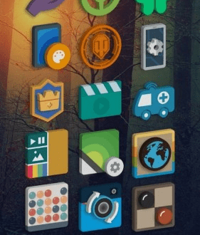 Tigad Pro Icon Pack v2 5 5 [Patched] | ApkMagic