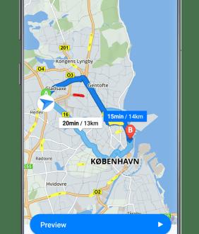 Sygic GPS Navigation & Maps v18.3.2 [Beta] [Unlocked]   ApkMagic
