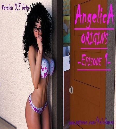 Angelica Origins Patreon